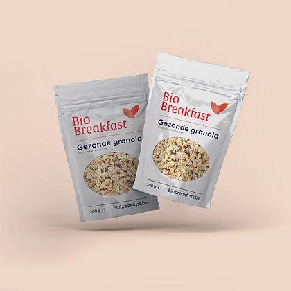 Bio Breakfast - Gezonde Granola met 10 bio-ingrediënten