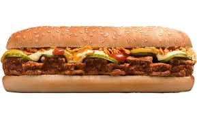 Bicky Rib Burger