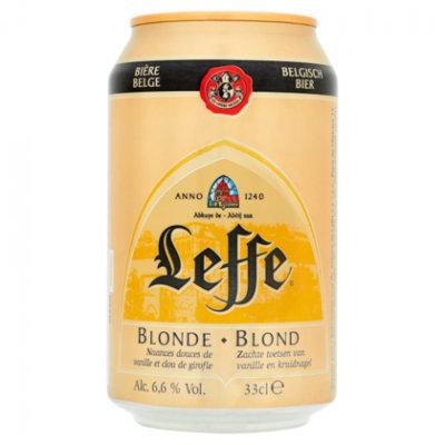 Leffe blond/bruin