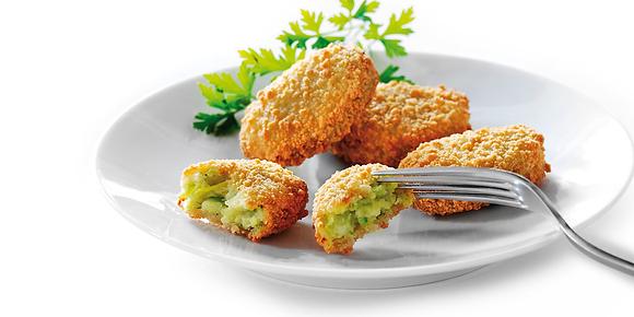 Broccoli nuggets (5)