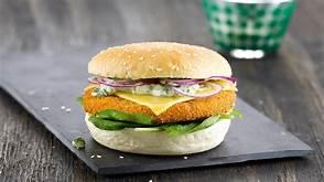 Broodje fishburger XL