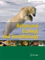 Almost Royal, not exactly as good as a queen! Published on Behavioural ecology and Sociobiology