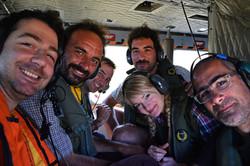Flight to Montecristo