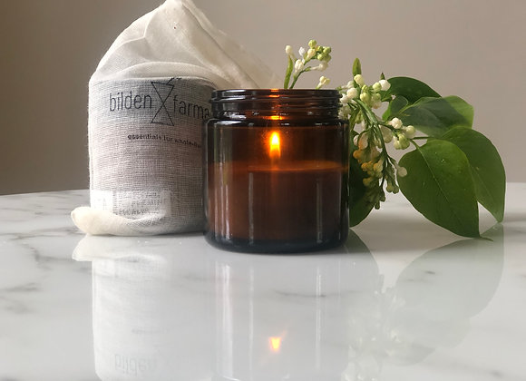 Inspire☐ hand-poured soy wax candle
