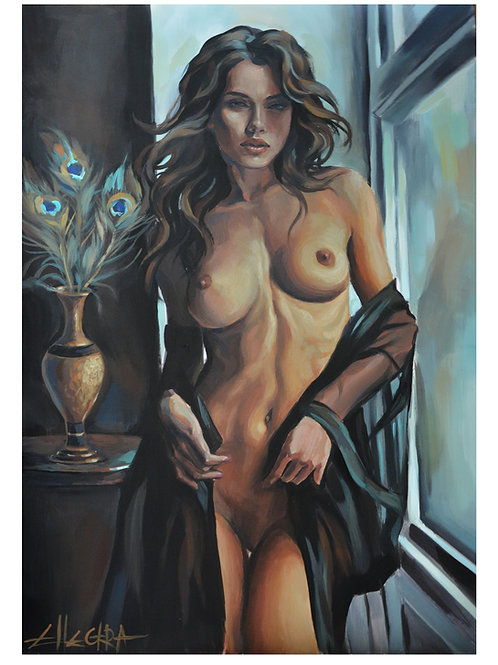 LIMITED EDITION PRINT BY ELLECTRA - LOVE POISON XII