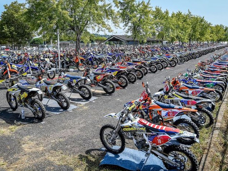 Riders from around the world set to compete in Viña del Mar