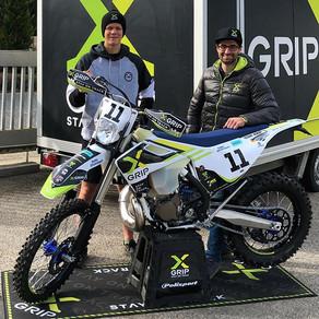 New X-Grip Racing Team signs GUTZEIT & JOSZA