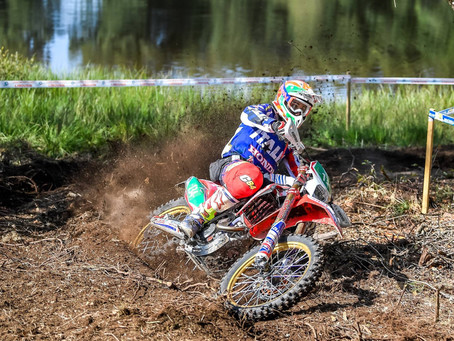 highlights from the ISDE day 1 in France
