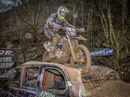 THE TOUGH ONE EXTREME ENDURO IS BACK