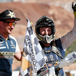 JARVIS 5 TIMES WINNER AT ERZBERGRODEO
