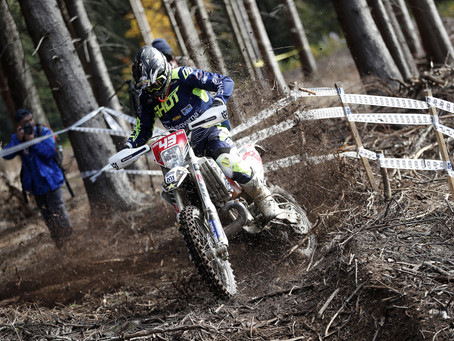 DANNY MCCANNEY CLAIMS ENDURO 2 CLASS VICTORY IN GERMANY
