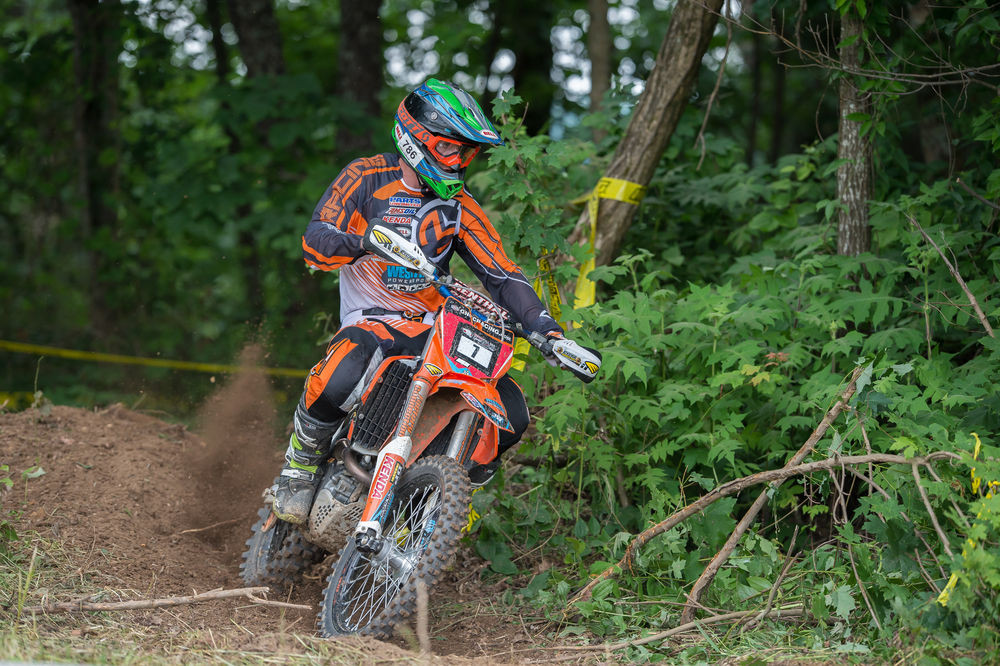 Jordan Ashburn, Full Gas Sprint Enduro, Altamont, Tennessee 2016