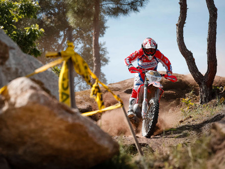 Holcombe Maintains EnduroGP Lead With Winning Performance In Portugal