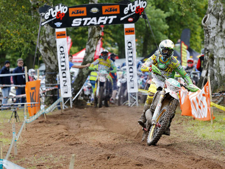 HIGHLIGHTS DAY1 ENDUROGP Great Britain