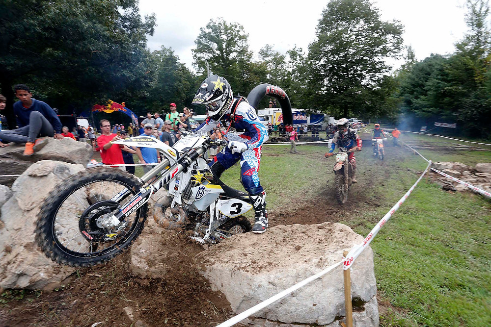 Mike Brown at Tennessee Knockout Extreme Enduro