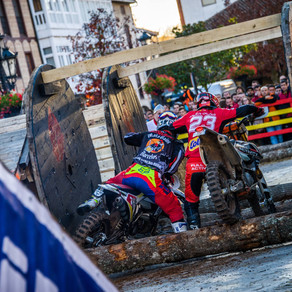 LIVE: prologue of Hixpania Hard Enduro today at 7:00 p.m.