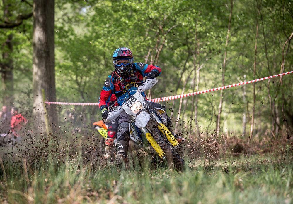 rider 116