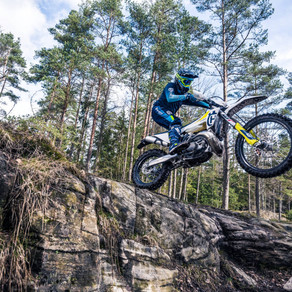"HUSQVARNA MOTORCYCLES OFFERS ""VAT FREE*"" PRICES ON SELECTED 2019 OFFROAD MODELS"