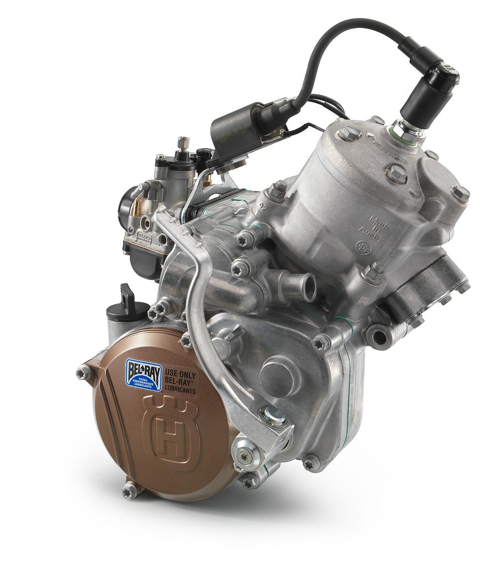 Husqvarna MY17 TC 50  Engine