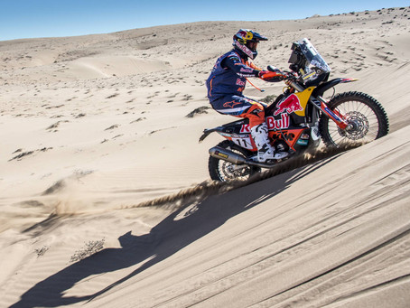 TOBY PRICE CLAIMS THIRD ON STAGE ONE OF 2018 ATACAMA RALLY