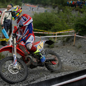 Holcombe Moves To Within Four Points Of EnduroGP World Championship Lead