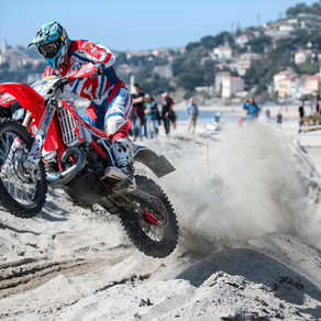 Holcombe Continues Winning Ways In Italian Enduro Championship