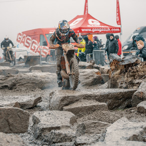 JONNY WALKER WINS ROUND 2 OF BRITISH EXTREME ENDURO CHAMPIONSHIP