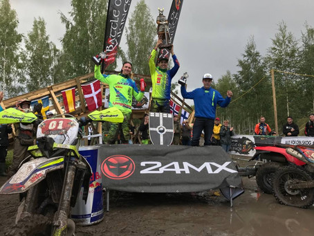 RESULTS | MARIO ROMAN WINS BATTLE OF THE VIKINGS 2018