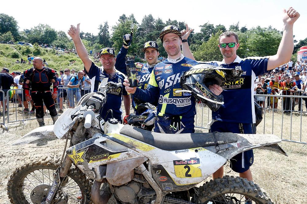 Graham Jarvis - Rockstar Energy Husqvarna Factory Racing (2)