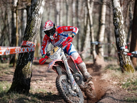 Holcombe Opens EnduroGP Account With Double Win In Germany
