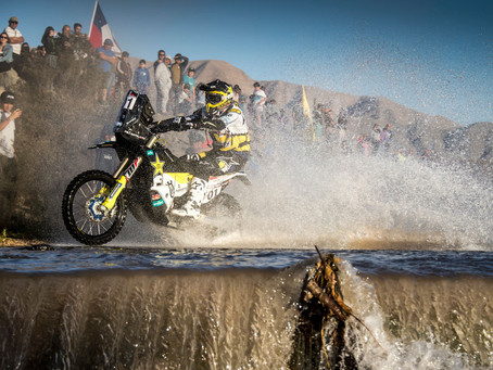 PABLO QUINTANILLA LEADS THE WAY AFTER STAGE ONE OF THE ATACAMA RALLY
