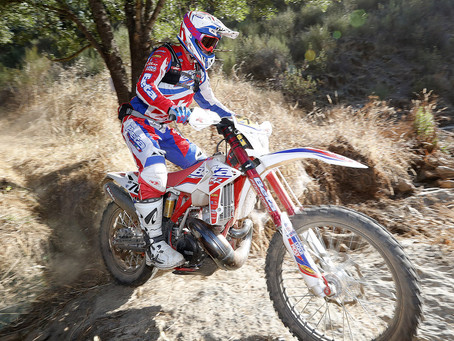 HOLCOMBE SET TO DEFEND ENDUROGP CHAMPIONSHIP LEAD AT HOME EVENT