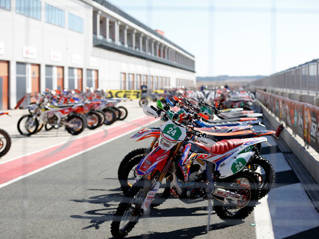 Entries for the 93rd FIM ISDE in Chile are open!