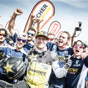 TOP FIVE RESULTS FOR QUINTANILLA & SHORT AT 2019 DAKAR RALLY