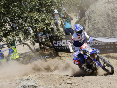 STEVE HOLCOMBE & JAMIE MCCANNEY VICTORIOUS ON DAY TWO OF POLISPORT GP OF PORTUGAL