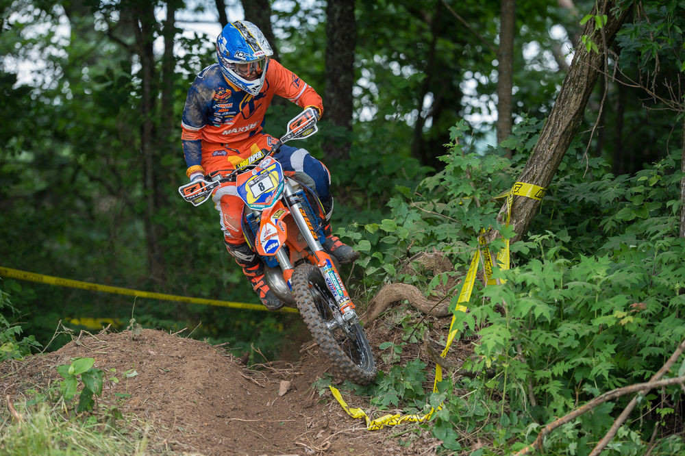 Drew Higgins, Full Gas Sprint Enduro, Altamont, Tennessee 2016