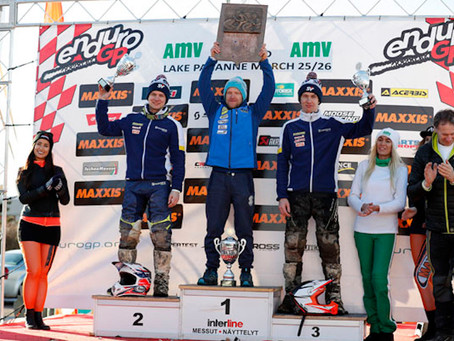 REMES COMPLETES PERFECT HOME GP WITH OVERALL WIN ON DAY TWO IN FINLAND