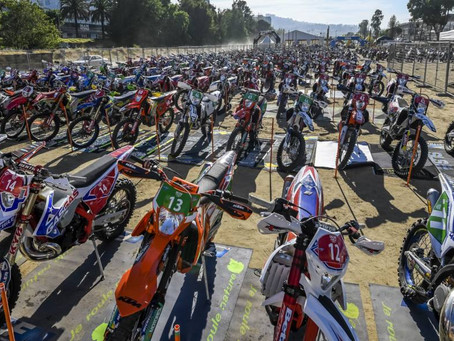 2020 FIM ISDE to be held in Italy