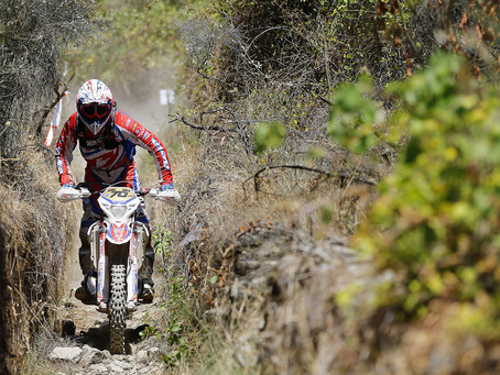 HOLCOMBE WINS AGAIN TO EXTEND ENDURO WORLD CHAMPIONSHIP LEAD