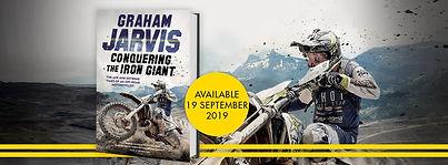 Graham Jarvis Book