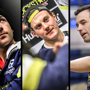 Husqvarna Factory: Same Line-Up, New Goals!