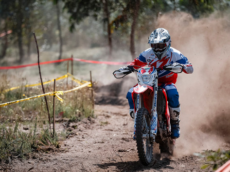 Holcombe Makes Strong Start To 2021 EnduroGP Campaign Portugal