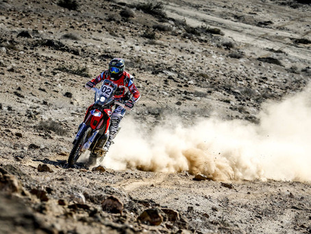 Kevin Benavides claims the leadership with a second consecutive stage victory