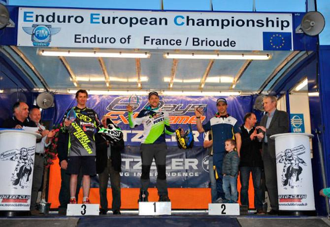 Europe Enduro E3 Winner Vissac 3 MICHELUZ Basset 2 1