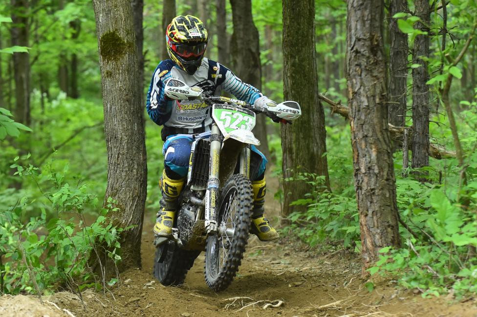 Layne Michael will be an XC2 Pro Lites podium contenderas he competes on his home turf.Photo: Ken Hill