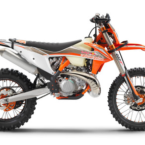 THE 2022 KTM 300 EXC TPI ERZBERGRODEO IS THE MOST READY TO RACE EXTREME ENDURO BIKE