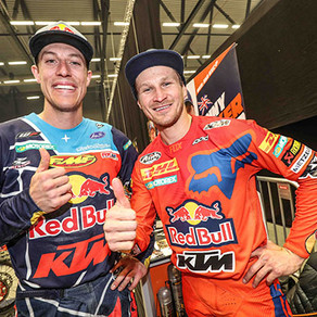 WEBB & BLAZUSIAK for SuperEnduro WALKER 100% Hard Enduro in 2019