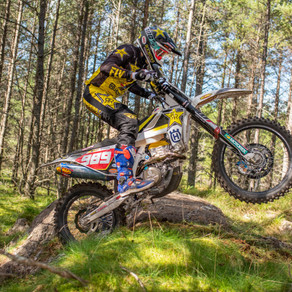 Highlights from Round 08 of the National Enduro series