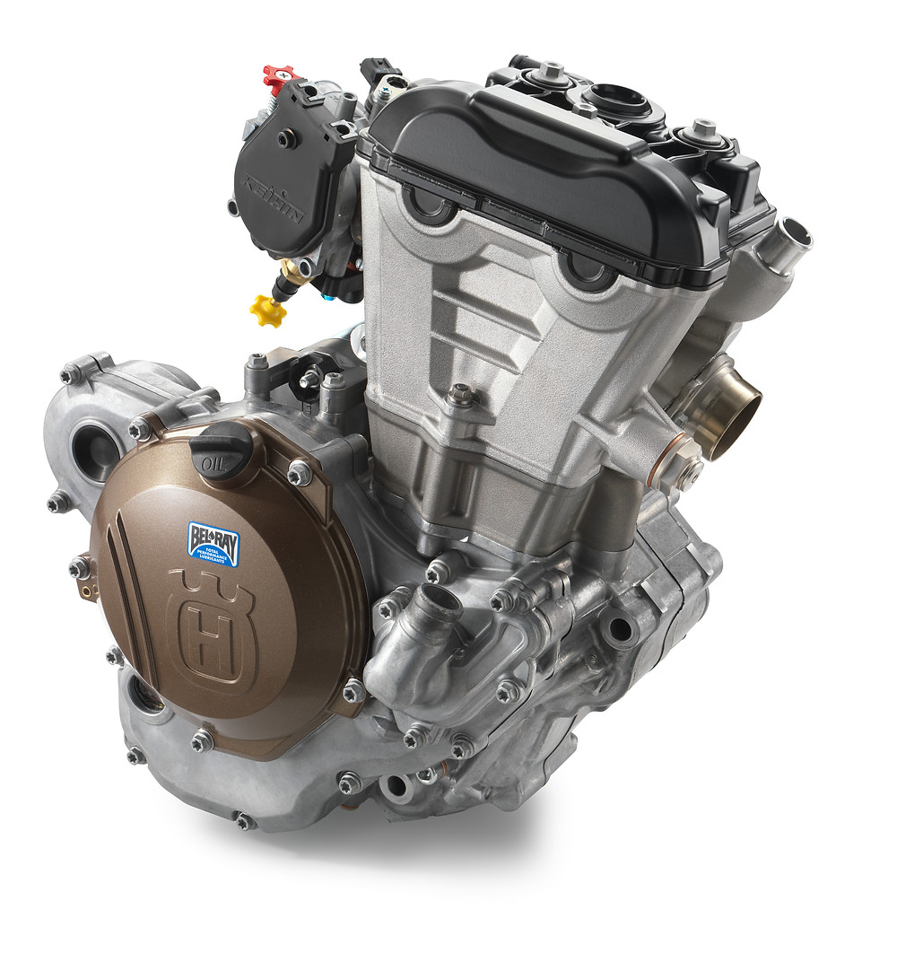 FE 350 2017 Engine