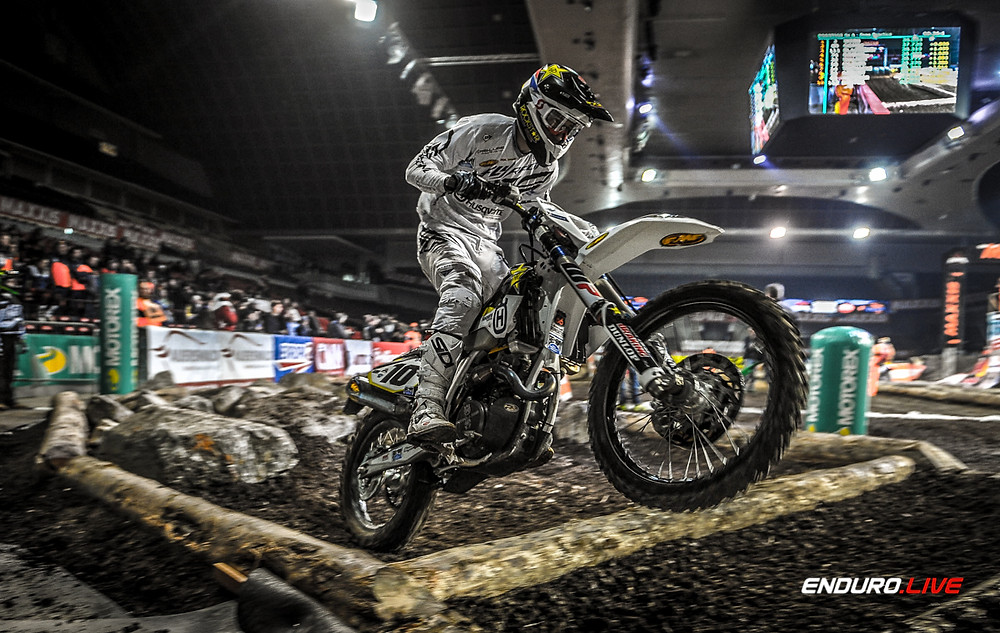 Colton Haaker Czech Republic Maxxis Superenduro. Race Reporter :Peter Reitbauer. Photography by: Irina Gorodniakova